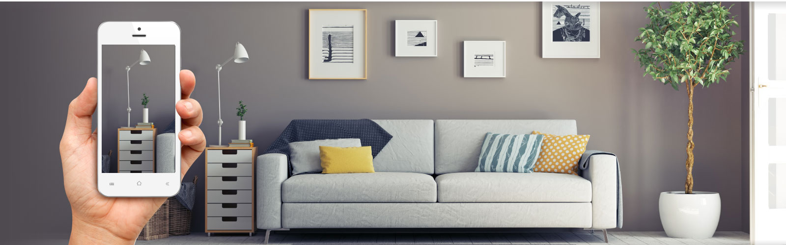 smartphone-living-room